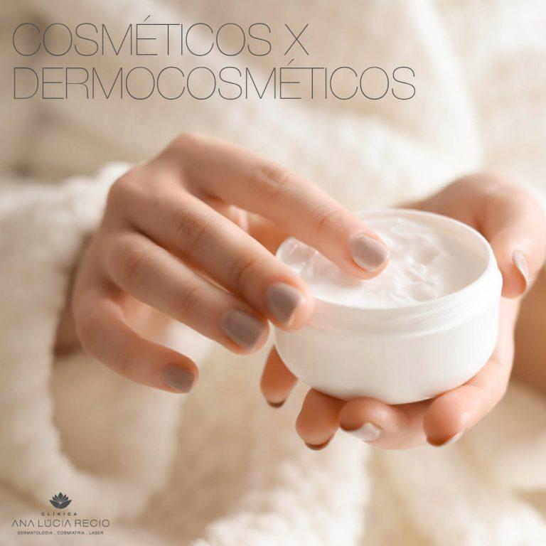 Saiba a diferença entre cosméticos e dermocosméticos