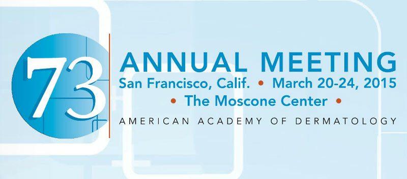 73o Encontro Anual da Academia Americana de Dermatologia