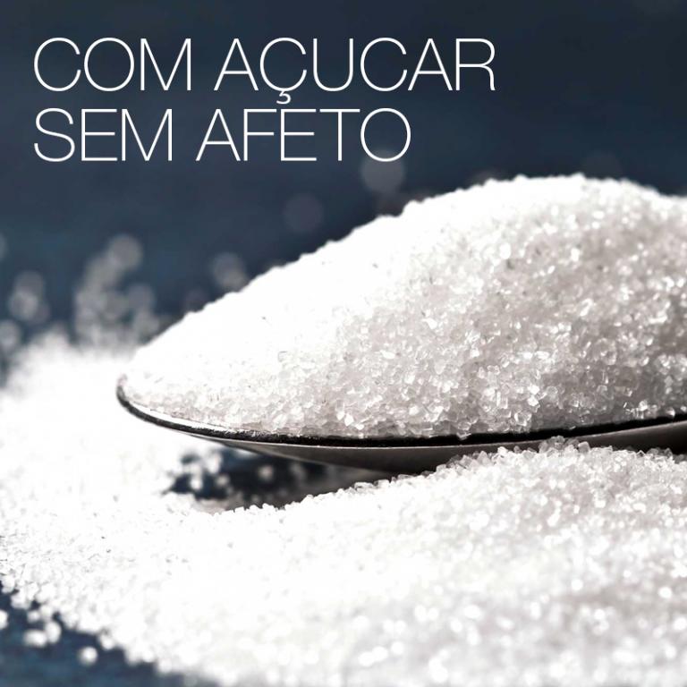 Açúcar contribui para o envelhecimento da pele