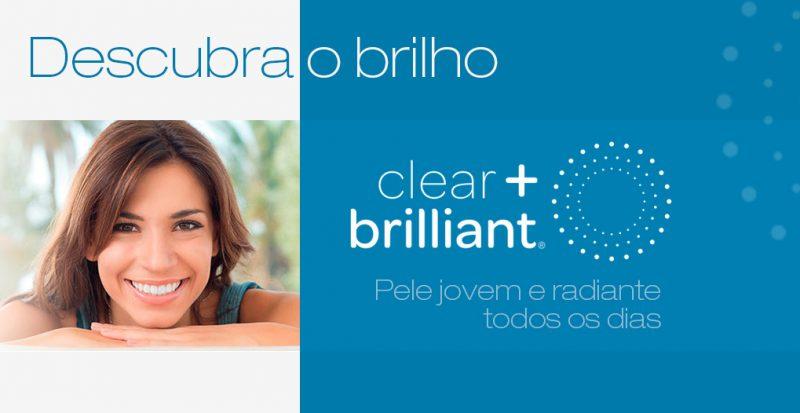 Descubra o Brilho: Clear + Brilliant. Um novo segmento de tratamentos à laser