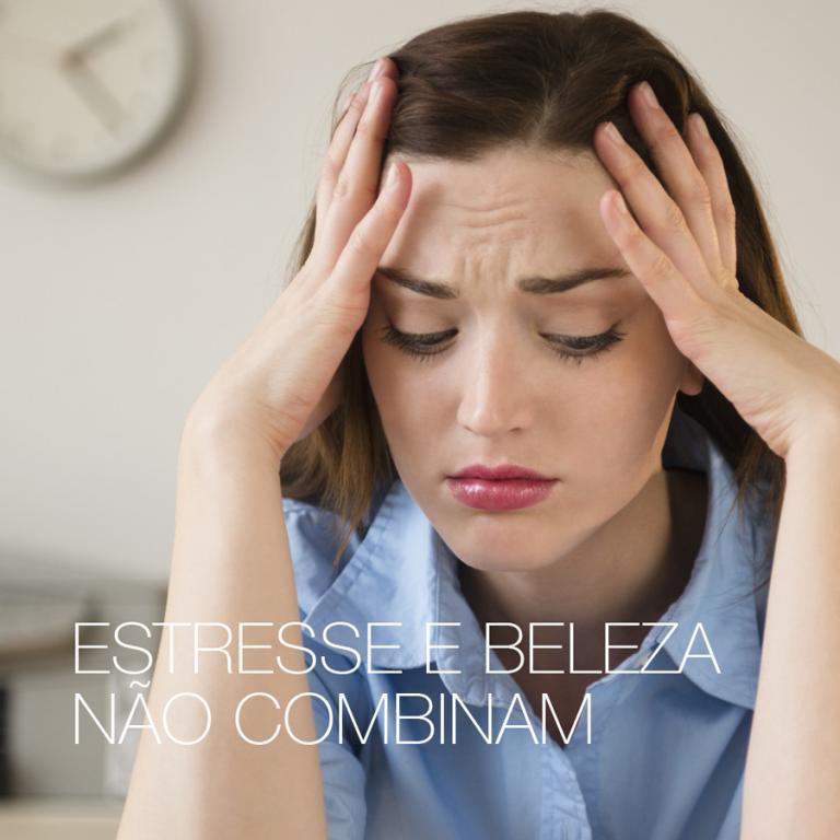 A íntima relação entre estresse e pele